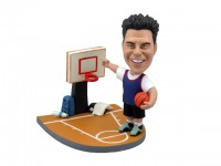 Slam Dunk Basketball Bobblehead