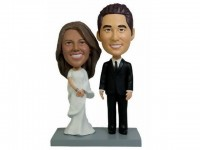 Wedding Bobbleheads Culture