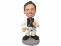 Bobblehead Orthopedic Doctor