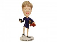Worlds Best Mom Bobblehead