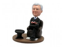 Professional Executive Cardholder Bobblehead